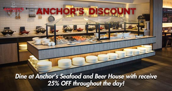 Anchors Discount